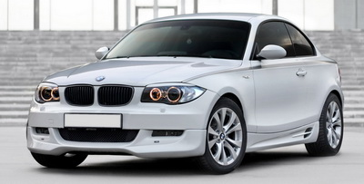 BMW 125 тюнинг